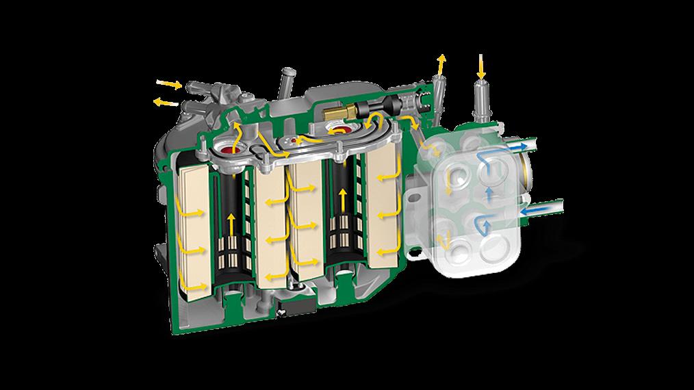 EDER TC Konstruktion Kraftstoffmodul